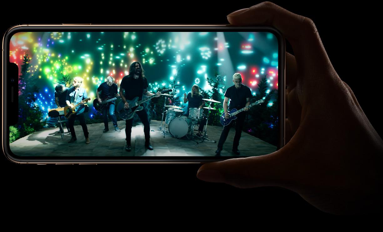 Qualità del nuovo iphone xs
