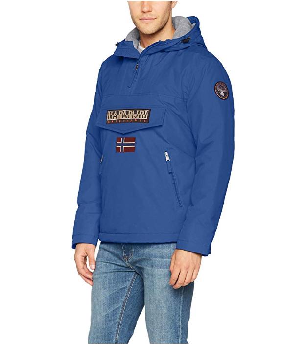 sale retailer 8de5f 048da NAPAPIJRI giacca uomo invernale - NAPAPIJRI Rainforest Invernale Uomo