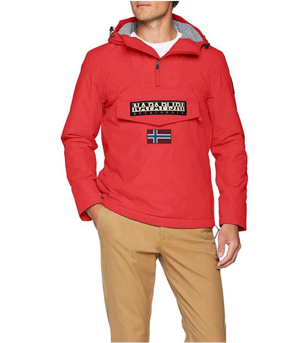 moda di vendita caldo genuino qualità autentica NAPAPIJRI giacca uomo invernale - NAPAPIJRI Rainforest Invernale
