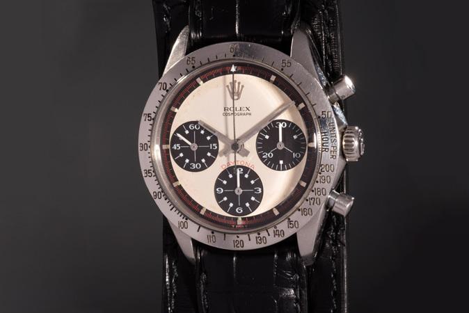 RolexDaytonadi Paul Newman rif. 6239, il Rolex più costoso al mondo
