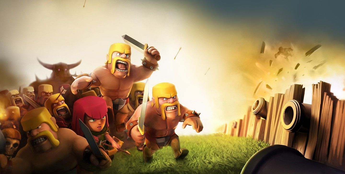 crescere velocemente su Clash of Clans