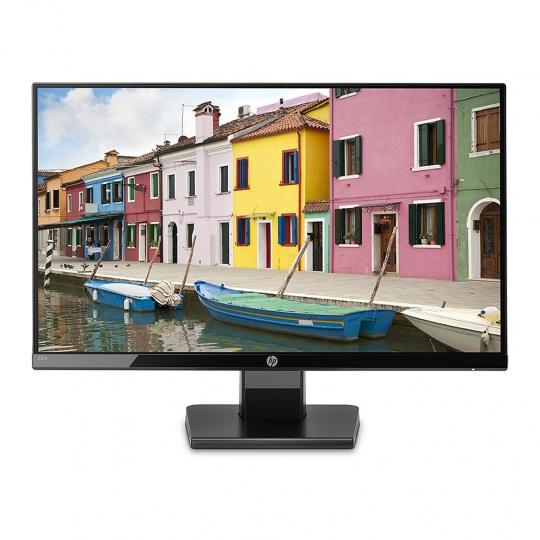 Monitor HP 22W con schermo da 22″ Full HD (1920×1080), IPS Retroilluminato a LED, Nero