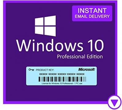 Licenza WINDOWS 10 PRO Professional 32/64 BIT ITA